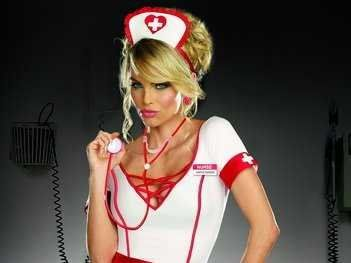 Your Sexy Nurse Costume Comes From China