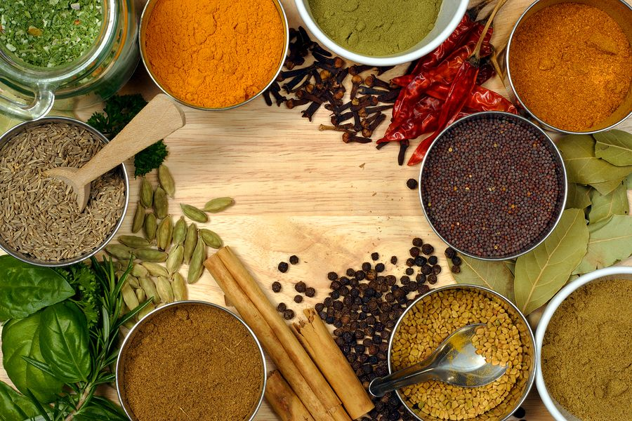 How to Import Spices