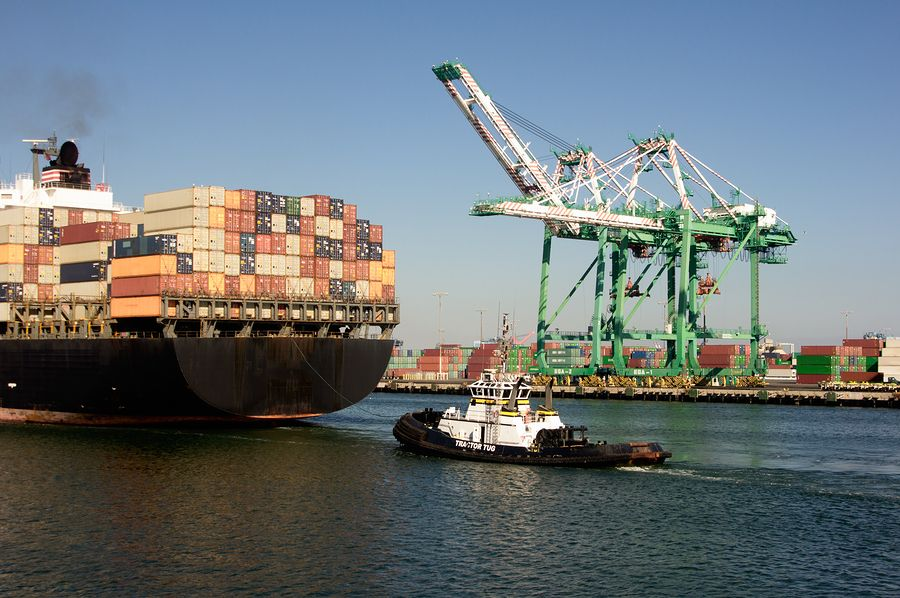 Shipment volumes for April decrease at Port of L.A., Long Beach numbers up