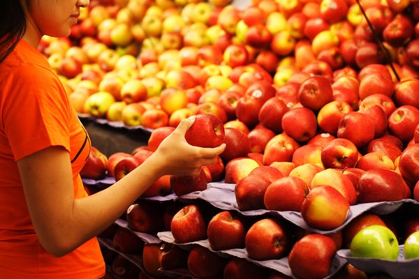 Fresh apples in no shortage of supply for India's importers